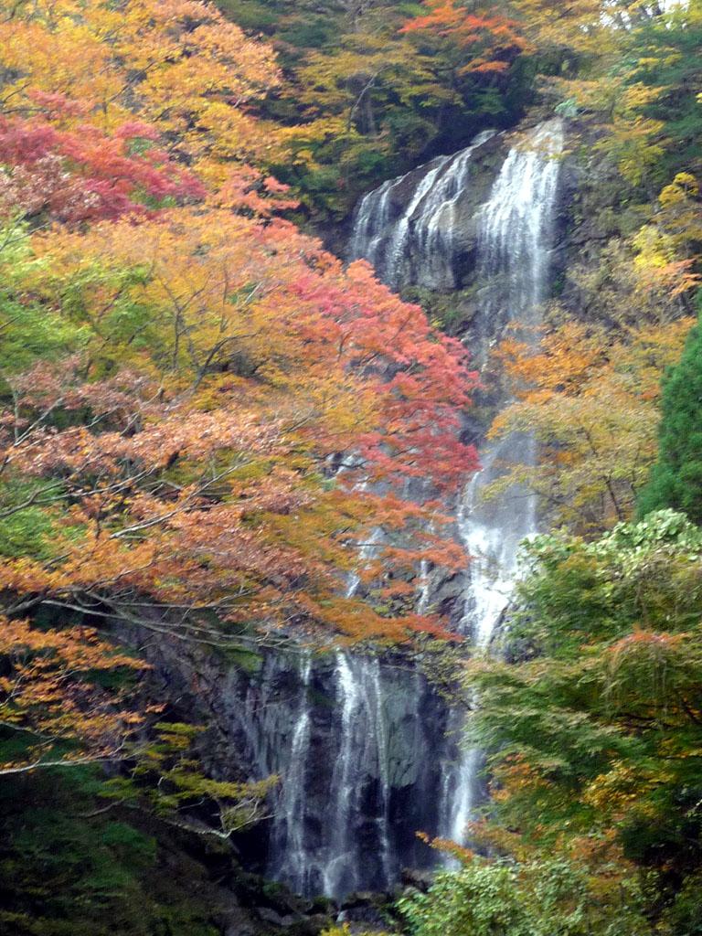 五ヶ瀬白滝