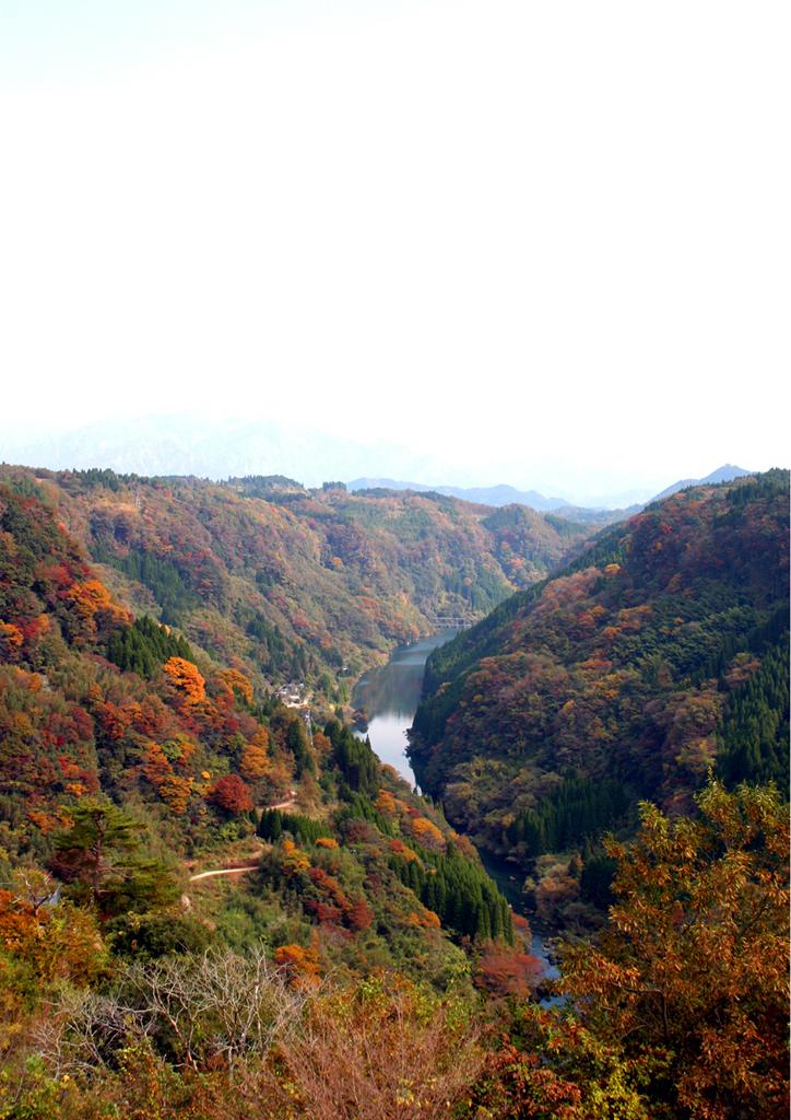 山都町蘇陽峡